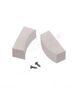 Plastic jaws 24 mm